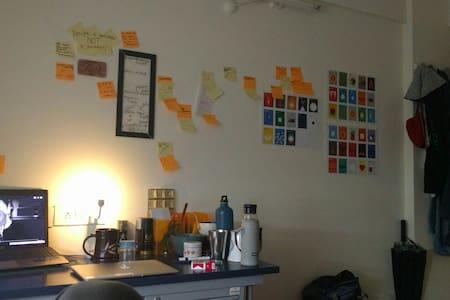 Design grad student room at IITB - Mumbai