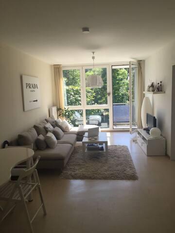 Helle zwei Zimmer Wohnung in Köln