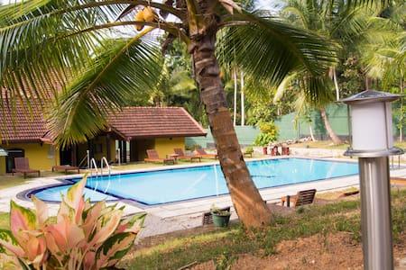 Resort Like No Other, luxurious cabana room - Gampaha