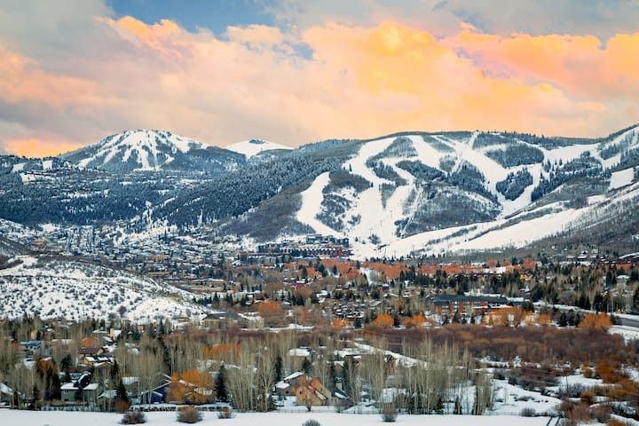 Some of the best skiing in the country is just outside!