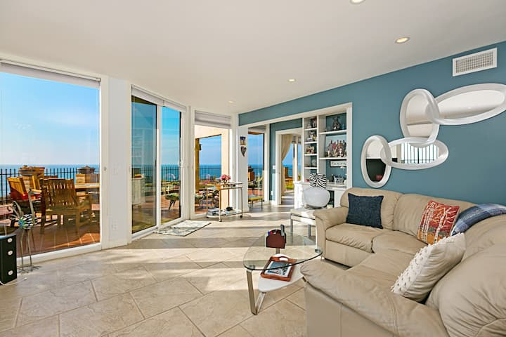 Sea Forever - Oceanfront Condo w/Huge View Patio