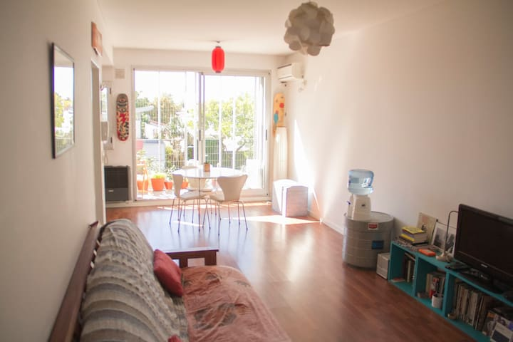 Nice flat in the heart of Saavedra. - Buenos Aires