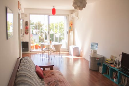 Nice flat in the heart of Saavedra. - Apartment