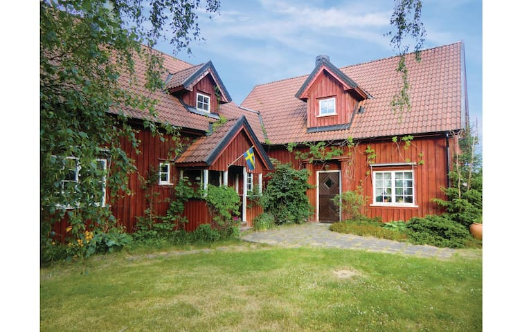 Holiday cottage with 11 bedrooms on 450 m² in Linneryd