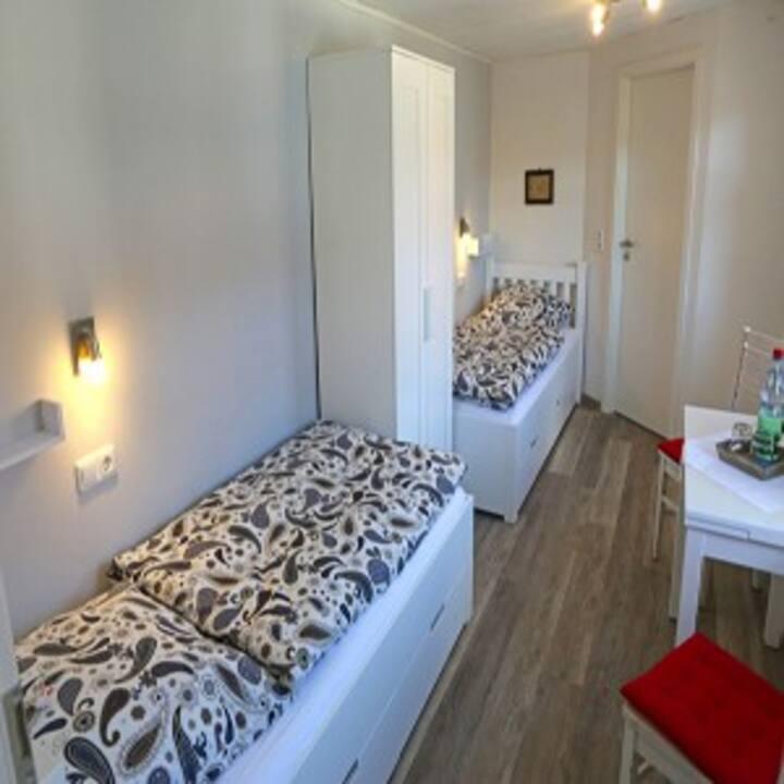 Pension Gute Stube (Sulzfeld), Zweibettzimmer