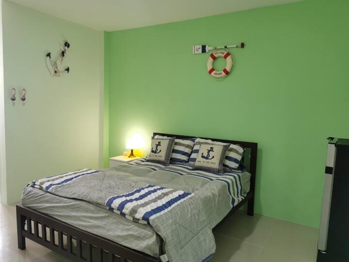 Super Comfy Standard Room at PP Residence Phuket