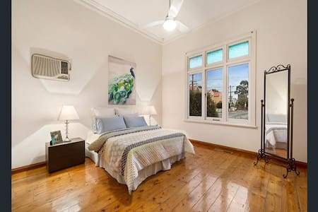 A piece of authentic Melbourne house - Uluru - Ascot Vale - Casa