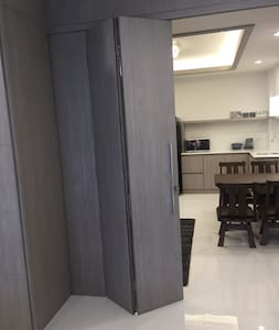 Family Room Condo Nr Shoping Mkt PratunamFree WiFi - Bangkok