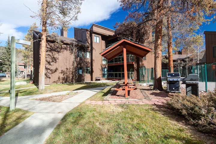 Keystone Resort/ Private Studio Apt/Prime Location