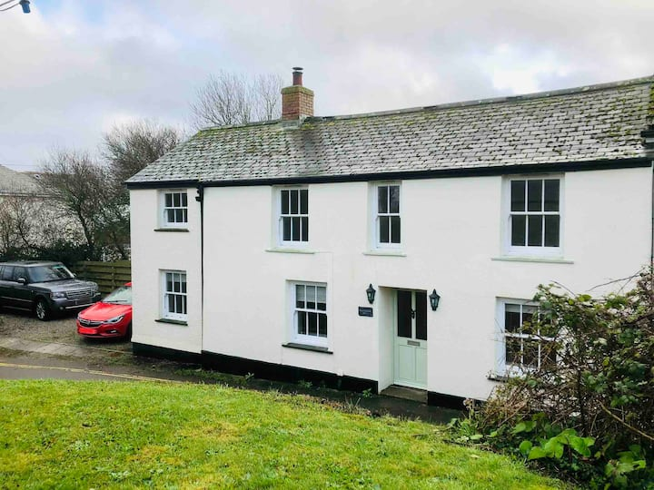 Cornish house close to beaches & amenities