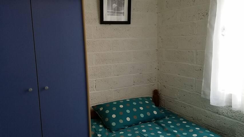 Cozy single bedroom - Bath - House