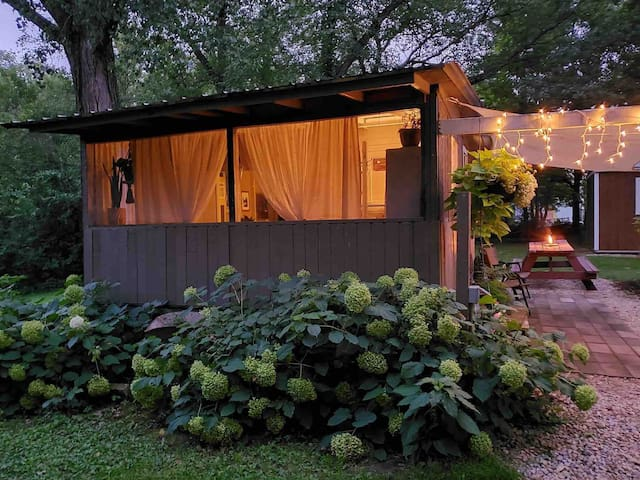 The River Bottoms Bunk House.