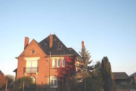 Poppy and bleuet house - Villers-Bretonneux - 独立屋