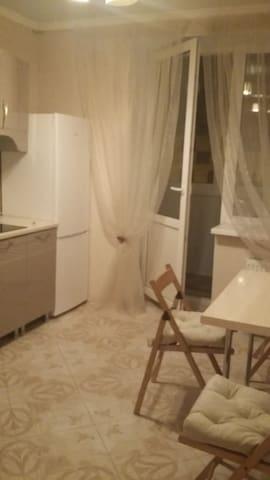 Уютная 1-к квартира в хорошем районе - Krasnodar - อพาร์ทเมนท์