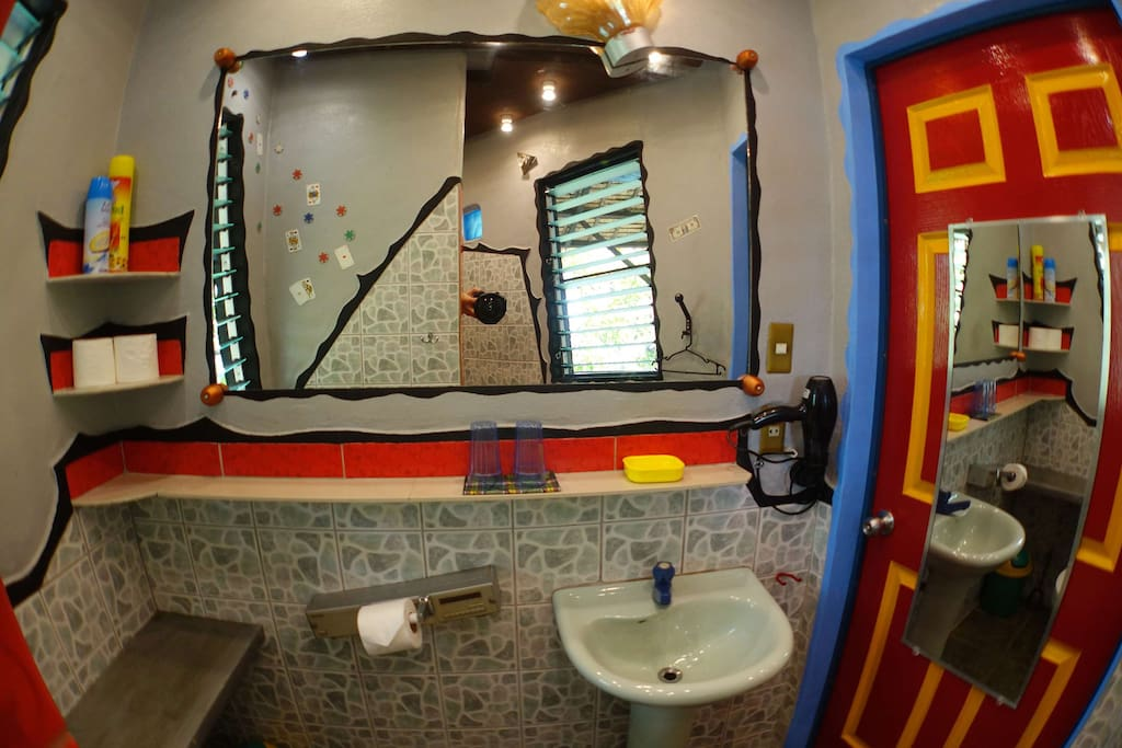 Superstar Bathroom