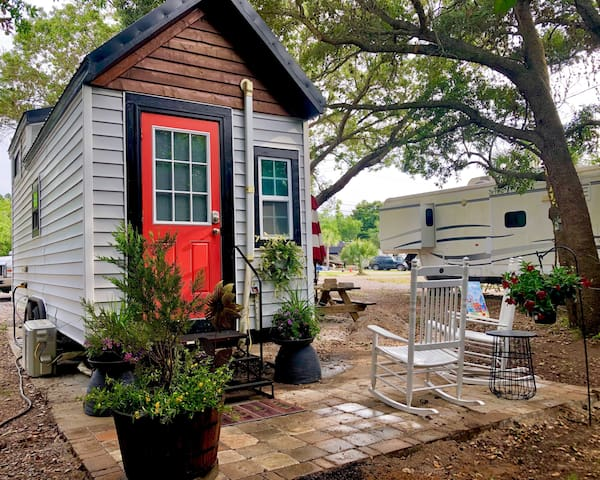 The Lemon Tree Tiny House