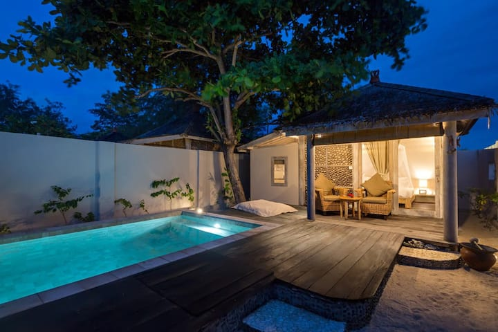 One Bedroom Villa Meno with Private Pool