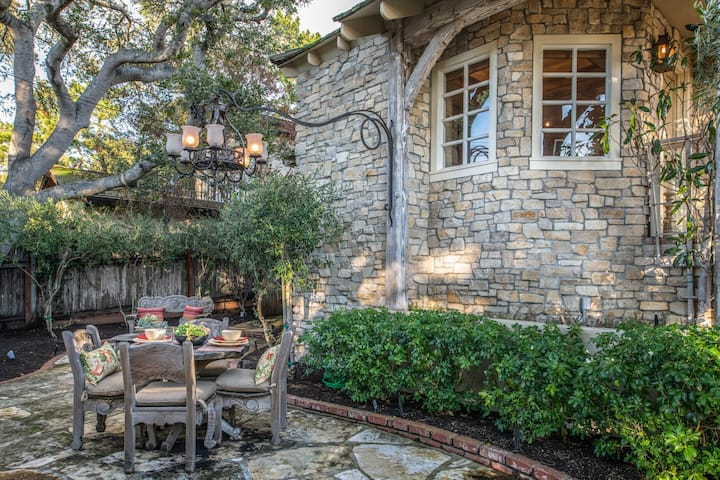 3800 Sticks and Stones ~ Large, Luxurious Carmel Home with European Flair