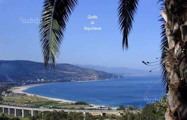 Vacanza tra mare monti e genuinità perla sul jonio - Guardavalle - Apartment