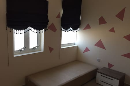 Single Room partition for Ladies