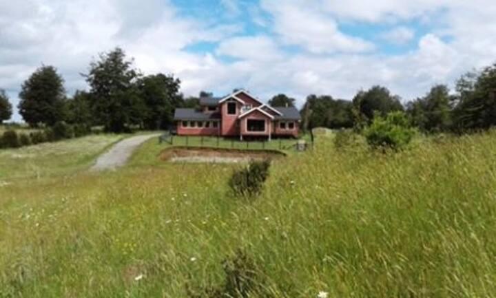 Habitación single, casa de campo, Castro, Chiloe
