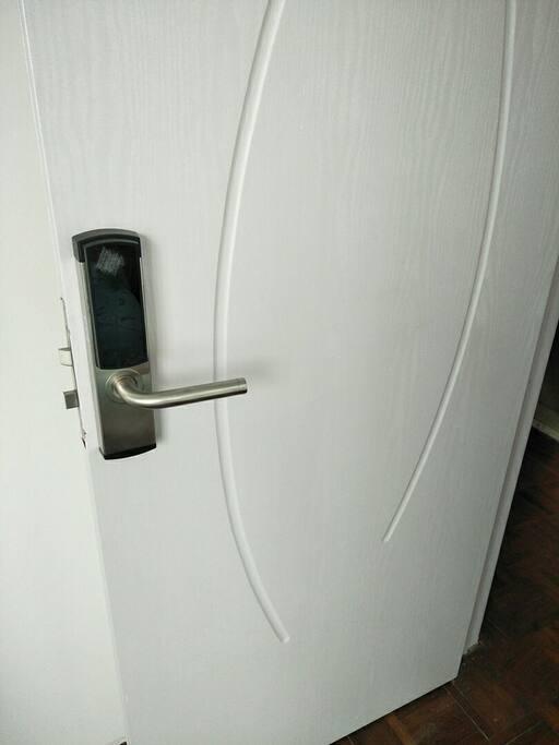 智能密码锁