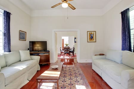Marengo House - Sleeps 10! - New Orleans - House