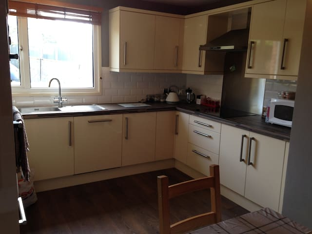 Modern 3 bed house in great location