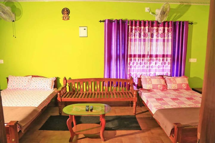 Mountain View homestay - Kalpetta - Hus
