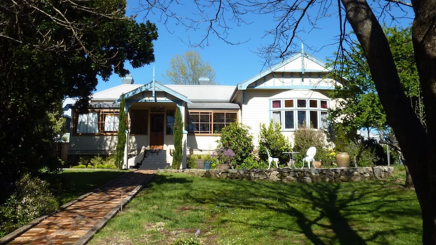 Tarcombe House at Deloraine - Deloraine - House