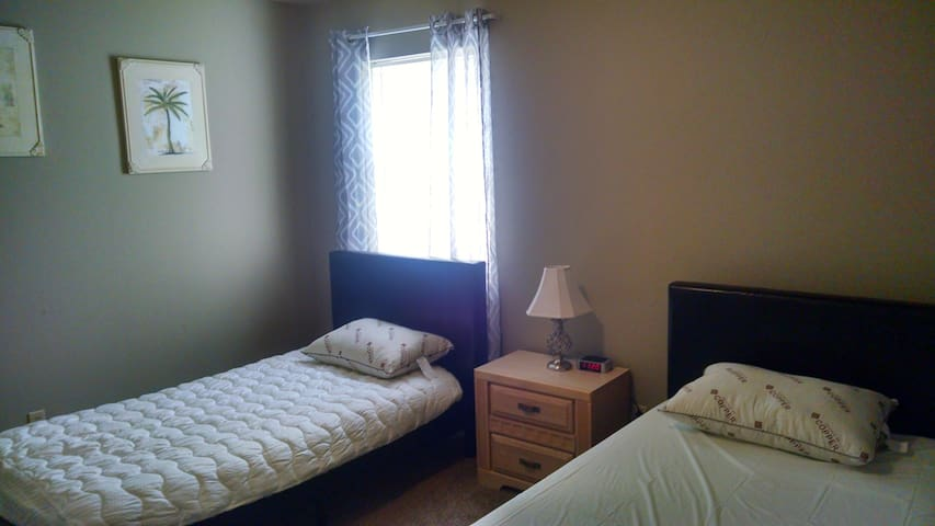 Comfortable quiet space, great location NW OKC