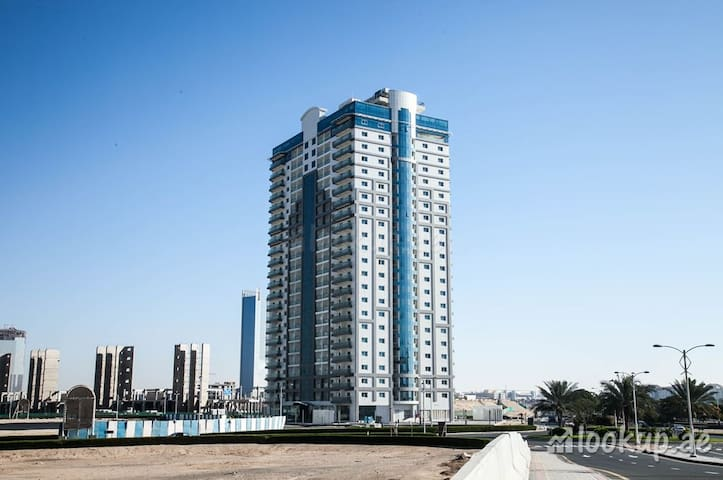 1BR fully furnished app in Sports City - 2 months
