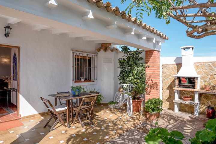 Beautiful Holiday Home Casa Trujillo with Small Garden, Terrace, Wifi &  Air Conditioning; Parking Available