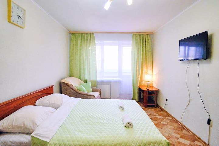 Уютная квартира на Карла Маркса рядом с ЖД