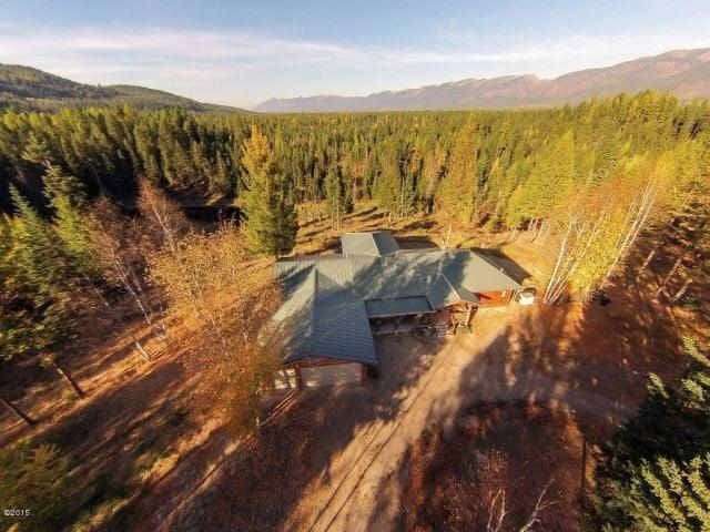Private Retreat w/Stunning Mountain Views - Bigfork