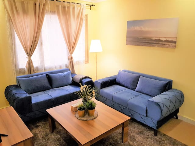 Cozy Furnished Apartment# 3 in Mahboula