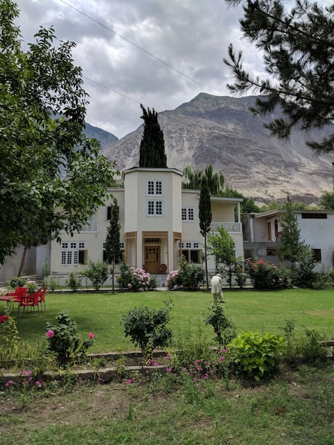 Vacation House in Gilgit Pakistan