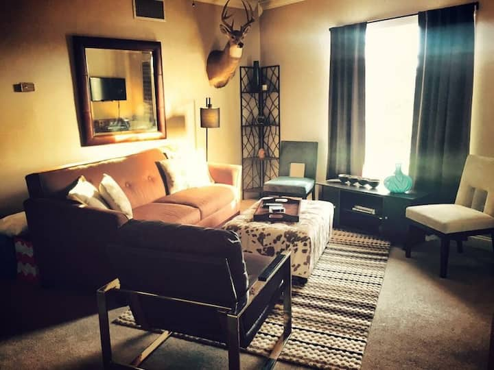 Short term furnished in downtown 6