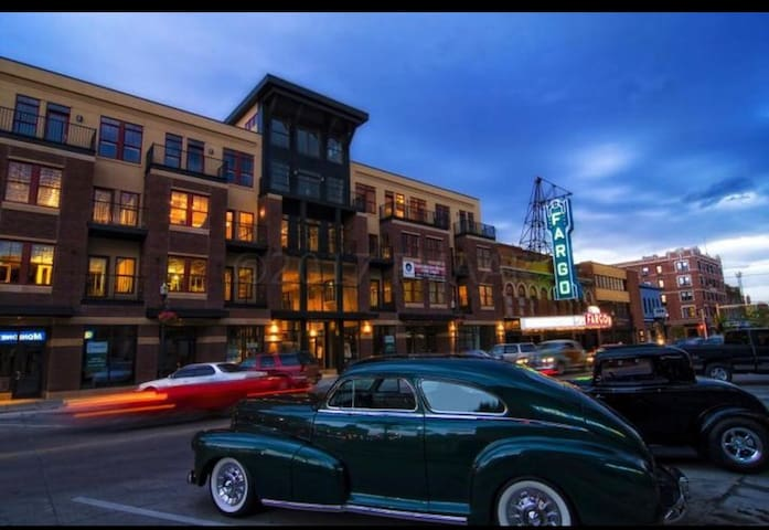 HISTORIC DOWNTOWN FARGO