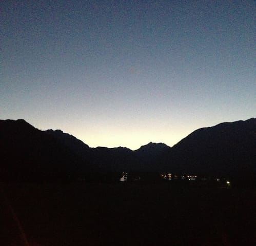 Aktivurlaub unterm Sternenhimmel - Maurach am Achensee  - Talo