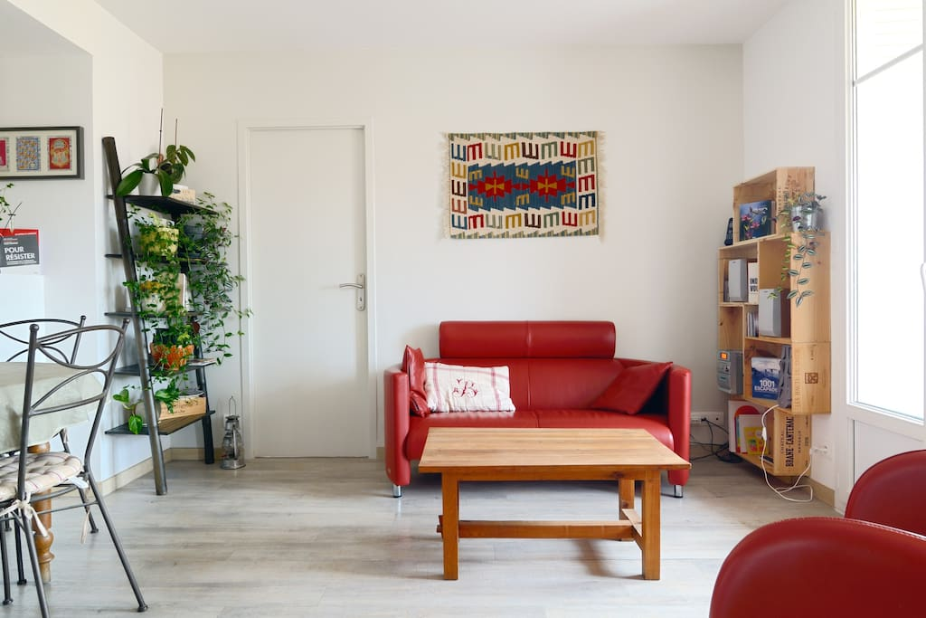 Chambre calme proche centre parking appartamenti in for Chambre calme en anglais
