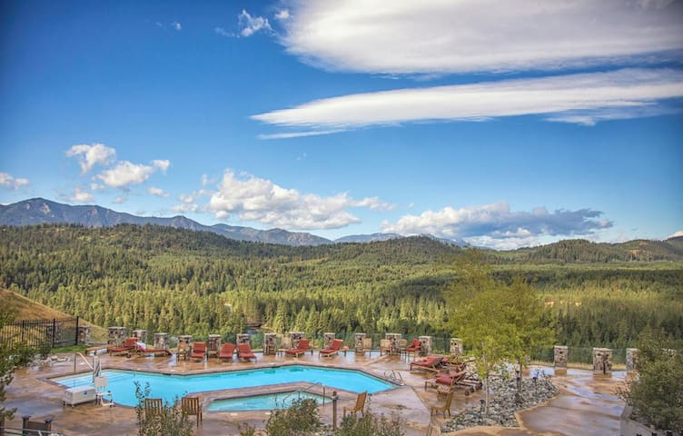 The Exclusive Bennett Suite at the Suncadia Lodge - Cle Elum - Lejlighedskompleks
