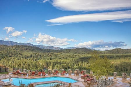 The Exclusive Bennett Suite at the Suncadia Lodge - Cle Elum - Condominio