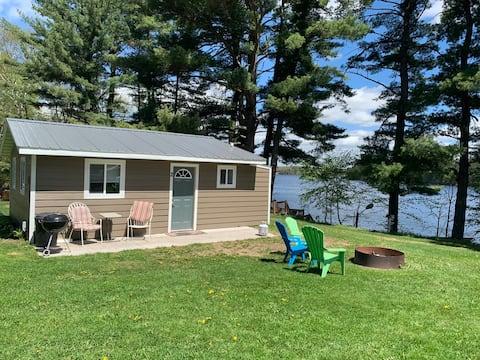 Sam's Place Cabin #2 on Long Lake