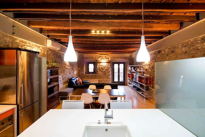 Boutique apartment in the old town - Girona - Apartmen