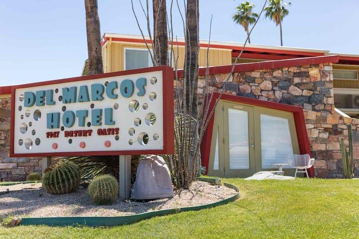 The Del Marco Hotel