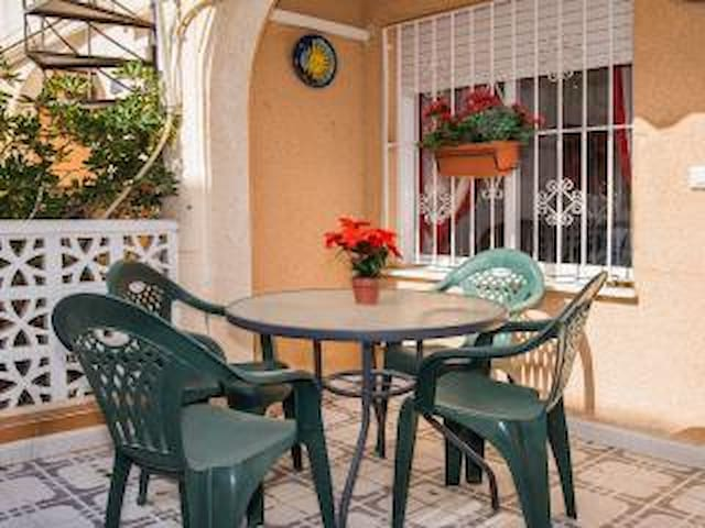 A cosy place to relax in the Spanish sun with wifi - Torrevieja - Villa