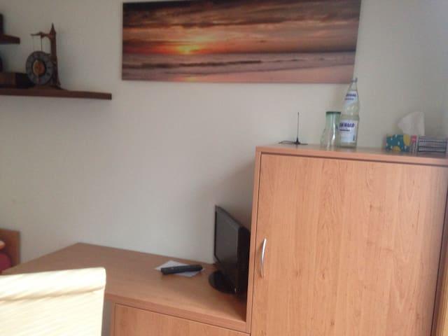 Gemütliches ruhiges Zimmer/Euro FH
