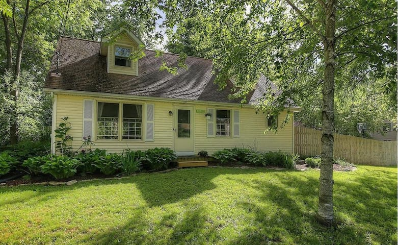 Private floor minutes from downtown Grand Rapids!