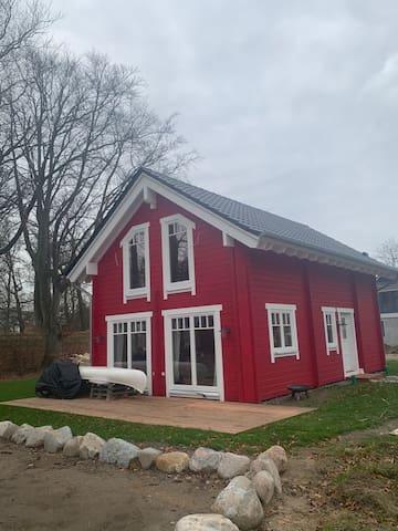 Lodge Klausdorf - Traumhafes Haus mit Ostseeblick